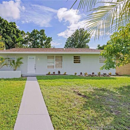 Rent this 3 bed house on 14281 Southwest 109th Avenue in Richmond Heights, FL 33176