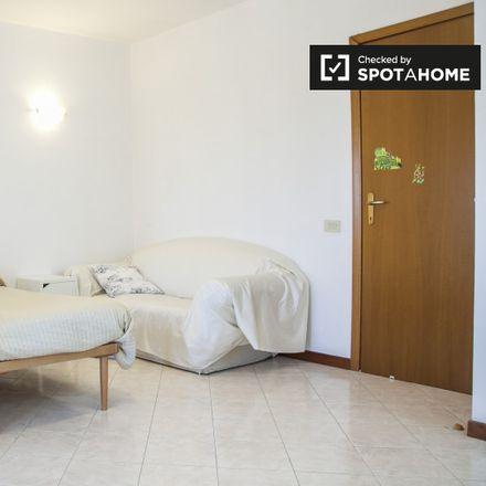 Rent this 3 bed apartment on Via della Bufalotta in 00137 Rome Roma Capitale, Italy