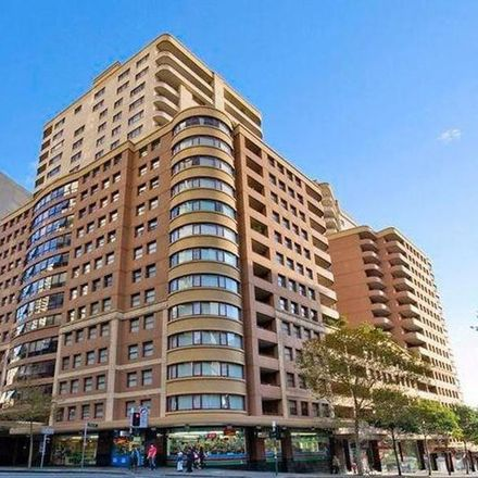 Rent this 2 bed apartment on Millenium Towers in 158-166 Day Street, Sydney NSW 2000