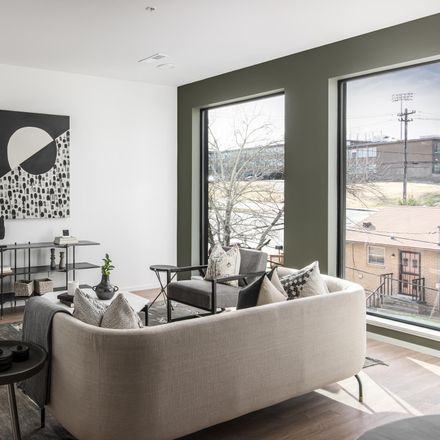 Rent this 1 bed apartment on 806 Olympic Street in Nashville, TN 37203
