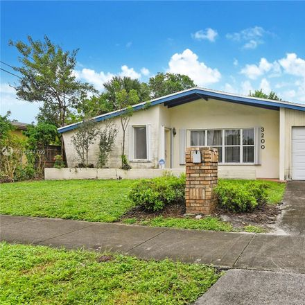Rent this 4 bed house on 3200 Southwest 20th Court in Fort Lauderdale, FL 33312