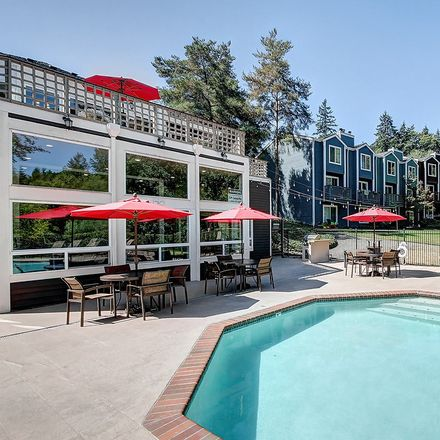 Rent this 2 bed apartment on North Creek in Bothell, WA