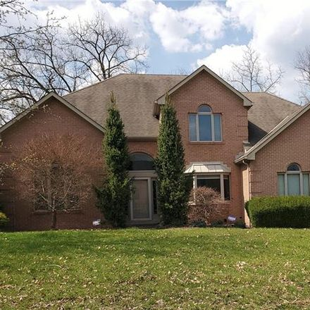 Rent this 4 bed house on 319 Bunker Hill Drive in Peters Township, PA 15317