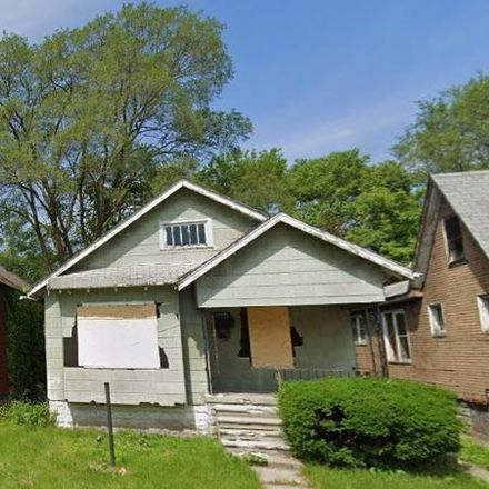 Rent this 2 bed house on Holmur Street in Detroit, MI 48206