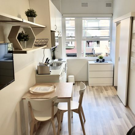 Rent this 1 bed apartment on 21/405 Bourke Street