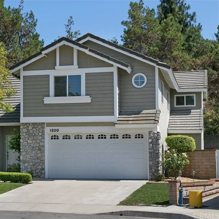 Rent this 5 bed house on 1200 Duke Lane in Walnut, CA 91789