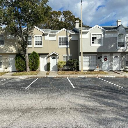 Rent this 2 bed townhouse on 121st Avenue in Walsingham, FL 33773