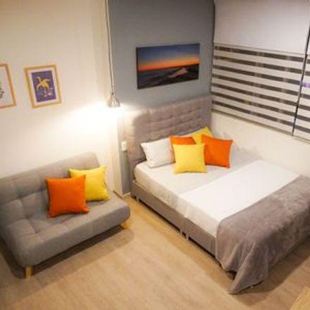 Rent this 0 bed apartment on San Antonio de Altos P.H. in Avenida Carrera 7 47-53, Chapinero