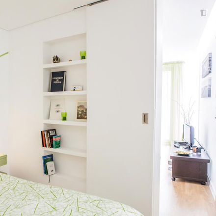 Rent this 1 bed apartment on Alameda Santo António dos Capuchos in 1150-225 Lisbon, Portugal