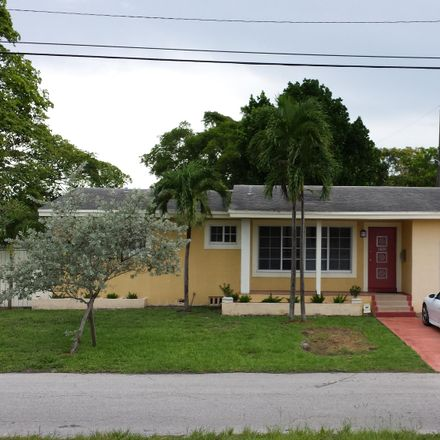 Rent this 3 bed house on 4800 NE 4th Ave in Miami, FL 33137