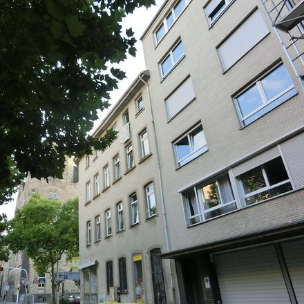 Rent this 1 bed apartment on Zeughausplanken 1 in 68159 Mannheim, Germany