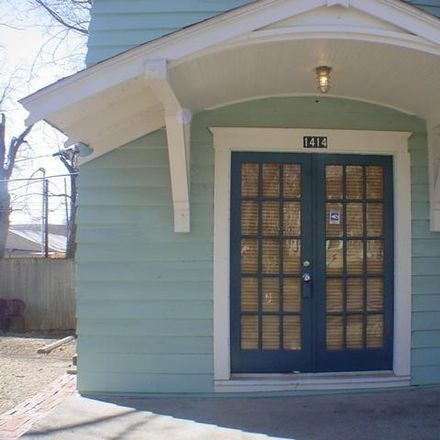 Rent this 1 bed apartment on W 10th St in Dallas, TX