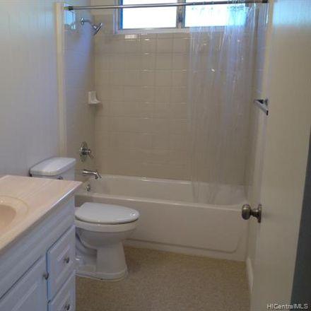 Rent this 1 bed condo on 3 Iliahi Street in Honolulu, HI 96817