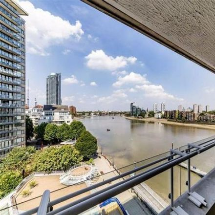 Rent this 2 bed apartment on Chelsea Crescent in The Towpath, London SW10 0XA