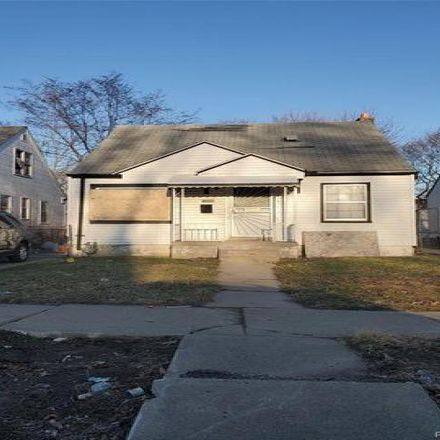 Rent this 3 bed house on 19522 Rutherford Street in Detroit, MI 48235