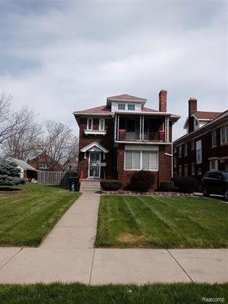 Rent this 0 bed duplex on 1612 Virginia Park Street in Detroit, MI 48206