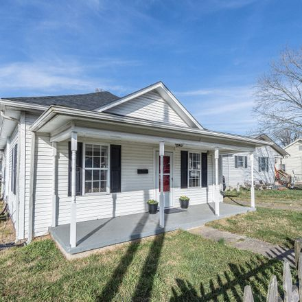 Rent this 3 bed house on 1010 Robertson Street in Kingsport, TN 37660