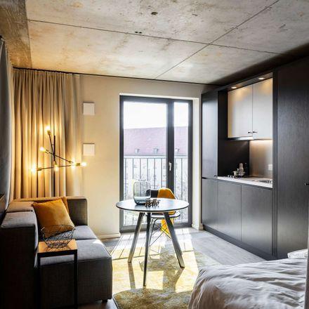 Rent this 1 bed apartment on Rosenheimer Straße 145k in 81671 Munich, Germany