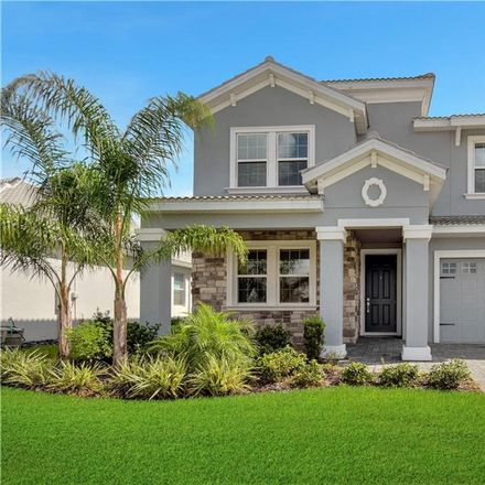 Rent this 5 bed house on Backspin Lane in ChampionsGate, FL 33896