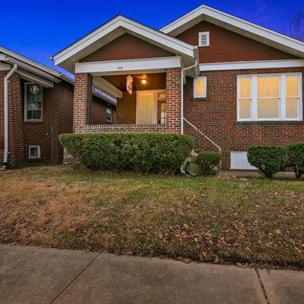 Rent this 2 bed house on 3994 Tholozan Avenue in City of Saint Louis, MO 63116
