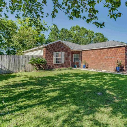Rent this 3 bed house on Zelda St in Pensacola, FL