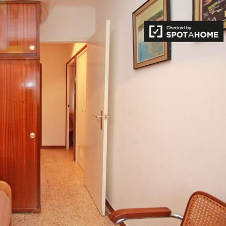 Rent this 3 bed apartment on Carrer de Rubió i Balaguer in 08035 Barcelona, Spain