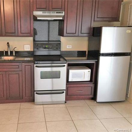 Rent this 1 bed condo on 1750 Kalakaua Avenue in Honolulu, HI 96826