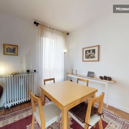 Rent this 1 bed apartment on 6 Rue Herran in 75116 Paris, France