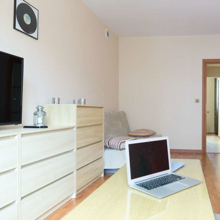 Rent this 1 bed apartment on Krucza in 00-401 Warszawa, Poland