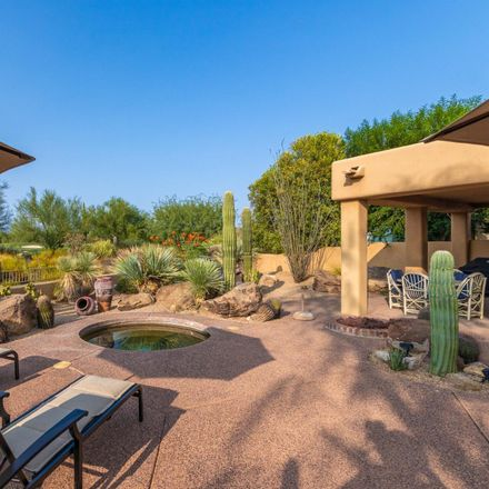Rent this 3 bed house on 7800 East Boulders Parkway in Scottsdale, AZ 85266