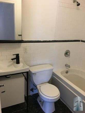 Rent this 3 bed apartment on Troutman Street in New York, NY 11206