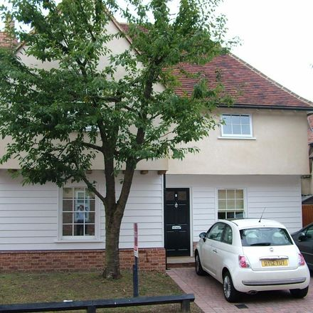 Rent this 1 bed apartment on Haslers Court in 12-18 Hasler's Court, Ingatestone CM4 0DS