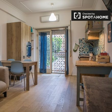 Rent this 2 bed apartment on Via Natale Palli in 00176 Rome RM, Italy