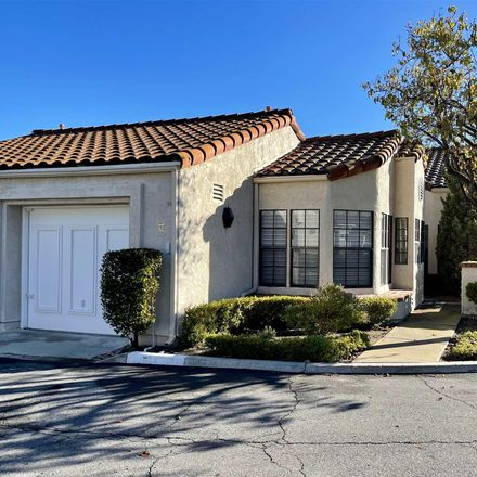 Rent this 2 bed townhouse on Paseo Lucido in San Diego, CA 92128