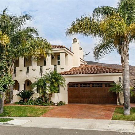 Rent this 5 bed house on 7539 Circulo Sequoia in Carlsbad, CA 92009