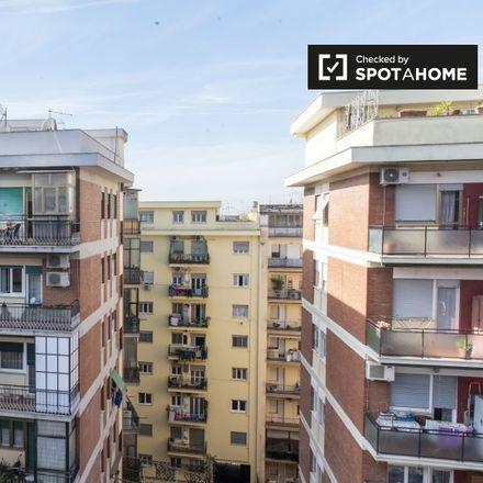 Rent this 2 bed apartment on Via Eugenio Checchi in 00157 Rome Roma Capitale, Italy