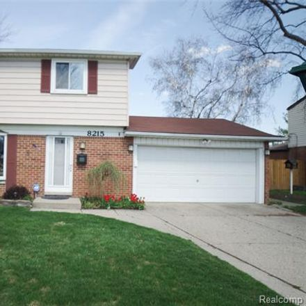 Rent this 3 bed house on 8215 New Bradford Boulevard in Sterling Heights, MI 48312