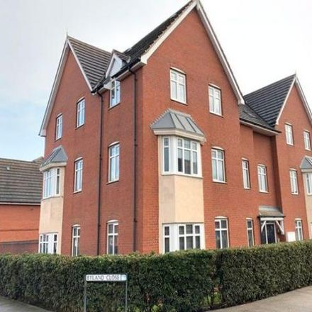 Rent this 2 bed apartment on Blackfriars Road in Lincoln LN2 4WS, United Kingdom