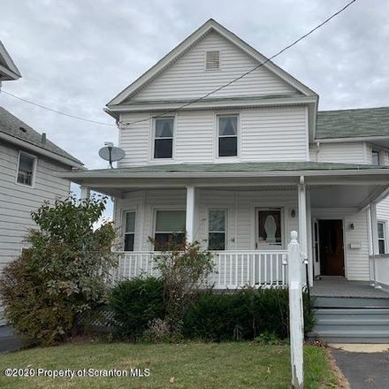 Rent this 3 bed house on 623 East Drinker Street in Dunmore, PA 18512