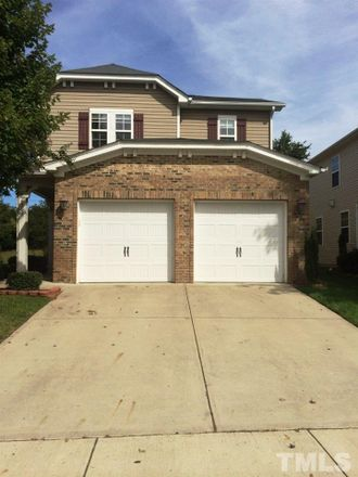 Rent this 3 bed house on 707 Delta Downs Dr in Cary, NC
