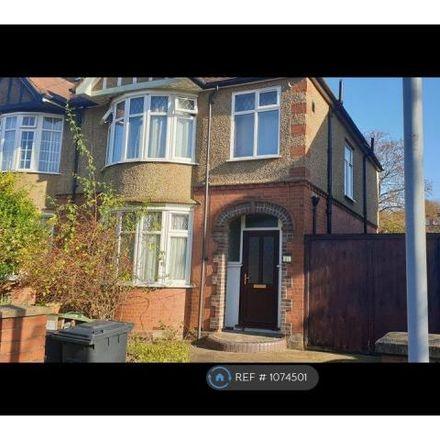 Rent this 1 bed room on Wychwood Avenue in Luton LU2 7HU, United Kingdom