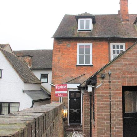 Rent this 2 bed apartment on Philomena in High Street, Ingatestone CM4 9EE