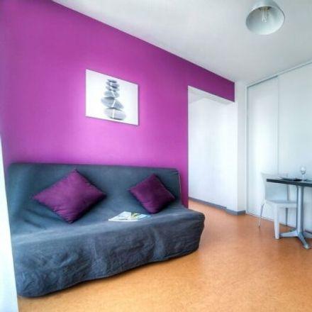Rent this 1 bed apartment on 24 Rue du Professeur Paul Milleret in 25000 Besançon, France