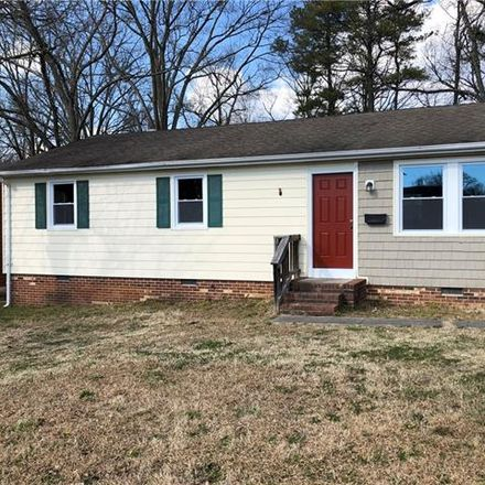 Rent this 2 bed house on 308 Piedmont Avenue in Colonial Heights, VA 23834