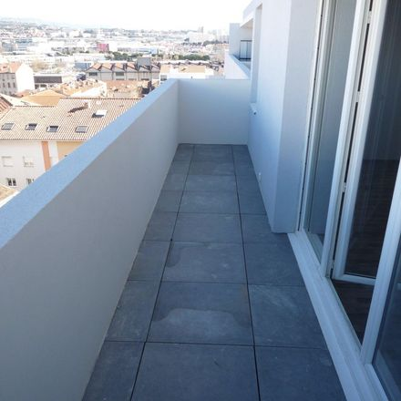 Rent this 1 bed apartment on 40 Traverse Adoul in 13015 Marseille, France