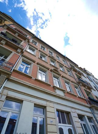 Rent this 2 bed apartment on Lößnitzstraße 24 in 01097 Dresden, Germany