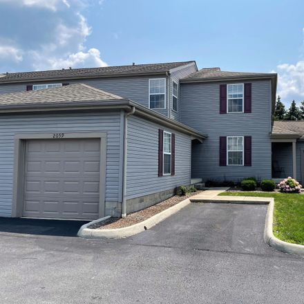 Rent this 2 bed condo on 2059 Coleman Drive in Columbus, OH 43235