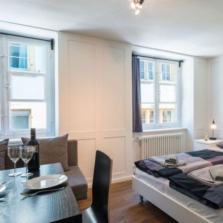 Rent this 1 bed apartment on Schmidgasse 4 in 8001 Zurich, Switzerland