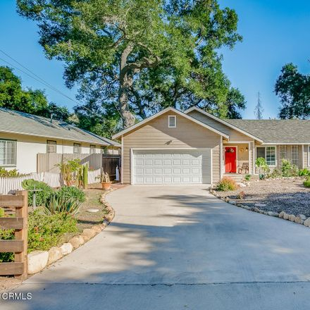 Rent this 3 bed house on 172 N Encinal Ave in Ojai, CA