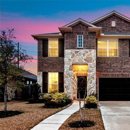 Rent this 4 bed house on Old Creek Dr in Rosenberg, TX
